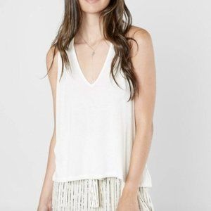 Free People Movement Wilder Tank White L